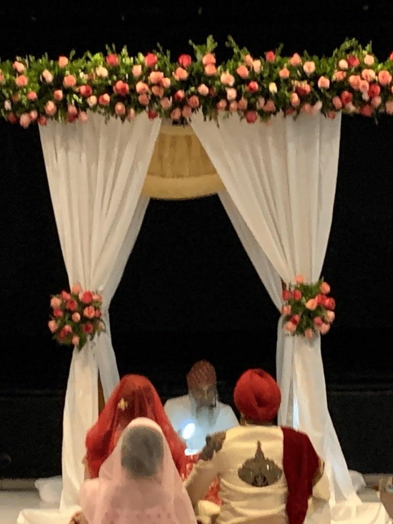sikh wedding ceremony cancun mexico