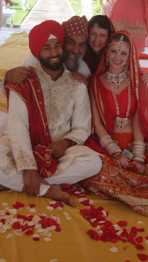 Indian Wedding in Mexico