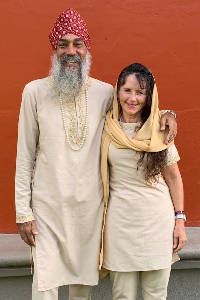 Sikh Wedding Mexico