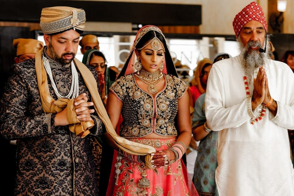 Sikh Wedding in Mexico