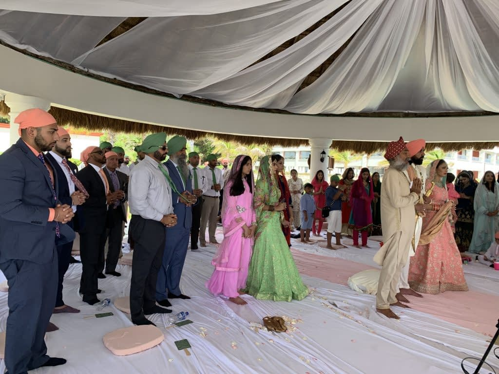 Mexico Sikh Weddings