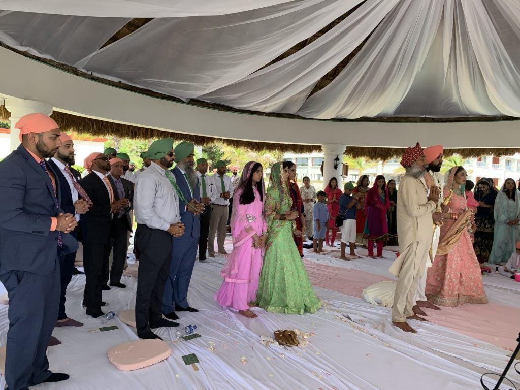 Mexico Sikh Weddings