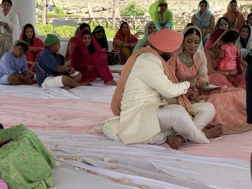 sikh wedding planner mexico