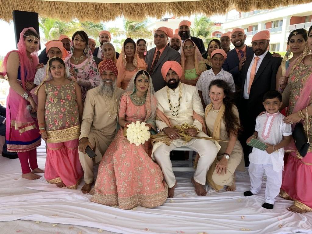 Punjabi wedding planner