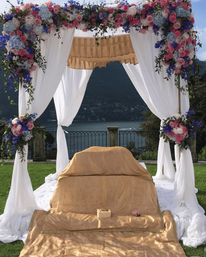 Indian Destination Wedding in Mexico